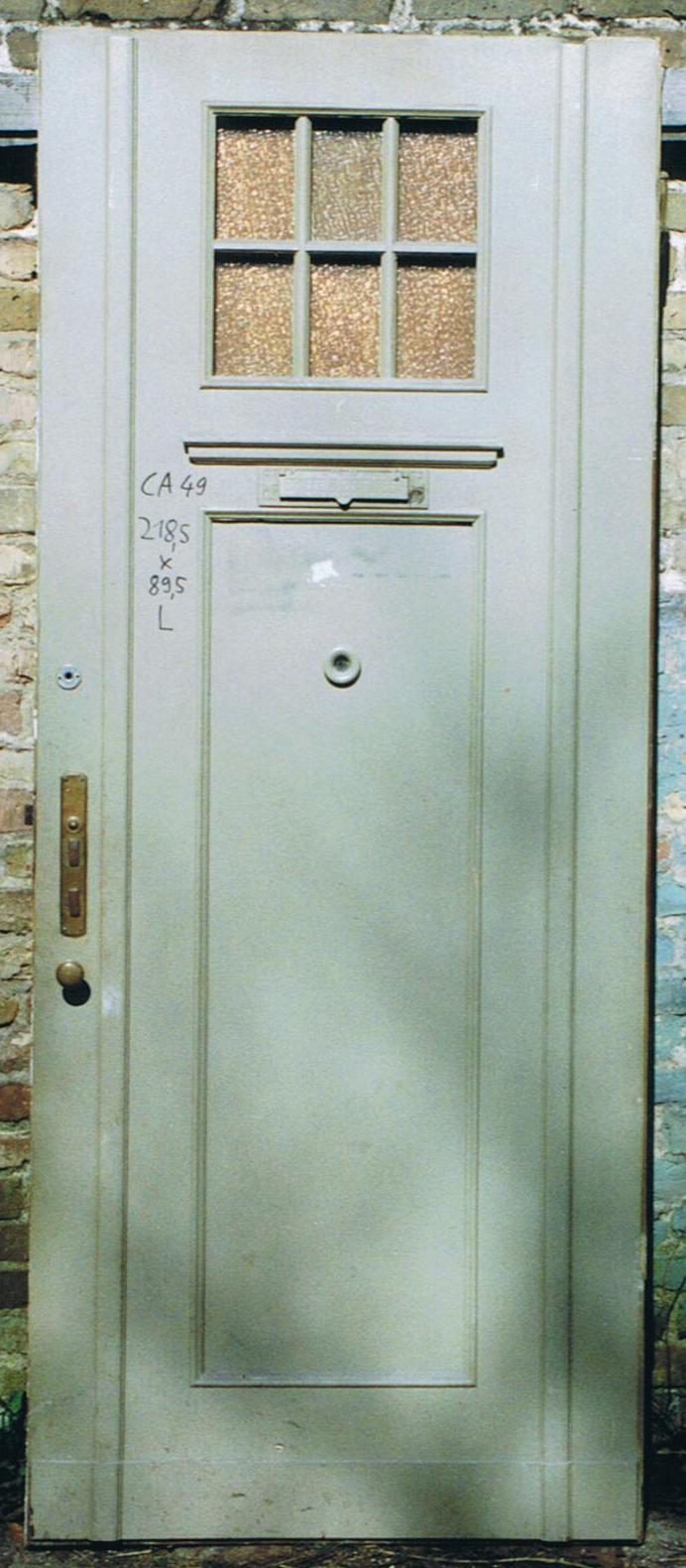 Wohnungstüren  Altberliner Bauelemente - historische antike Wohnungstüren-Jugendstil